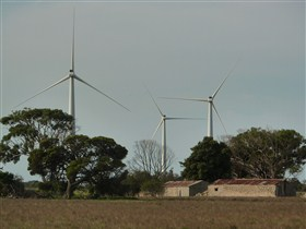 Wattle Point Wind Farm - Accommodation Daintree