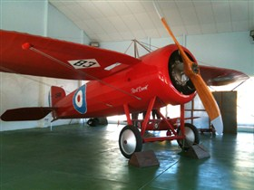 Captain Harry Butler Red Devil Monoplane Memorial - Accommodation Daintree