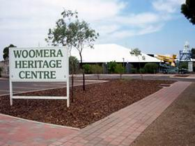 Woomera Heritage and Visitor Information Centre - Accommodation Daintree