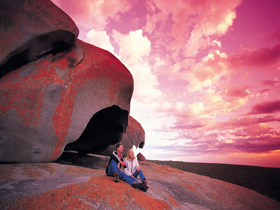 Remarkable Rocks Flinders Chase National Park - Accommodation Daintree