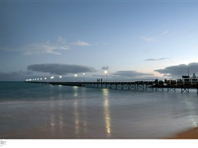 Beachport Jetty - Accommodation Daintree