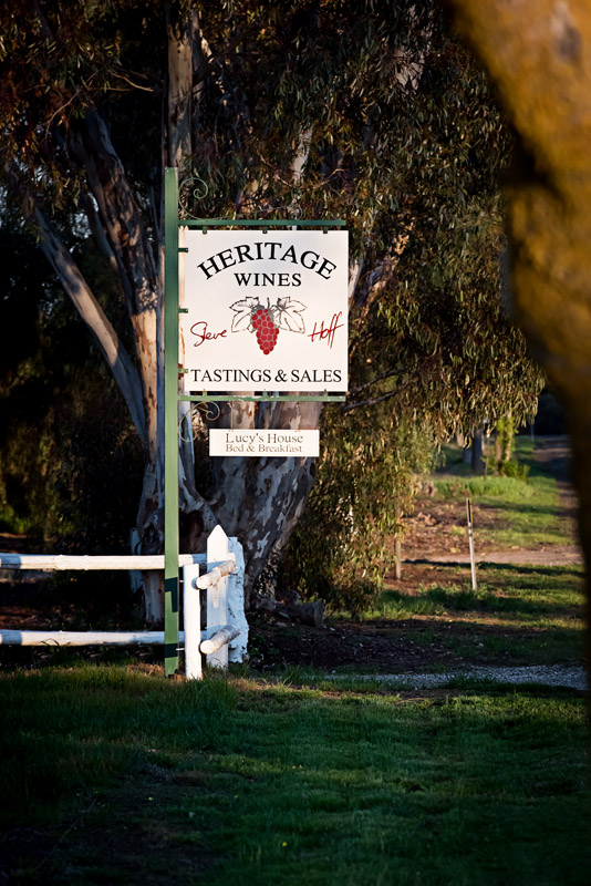 Heritage Wines - Accommodation Daintree