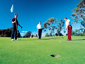 Dover Golf Club Inc - Accommodation Daintree
