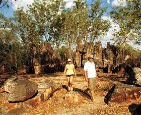 The Lost City - Litchfield National Park - Accommodation Daintree
