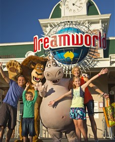 Dreamworld - Accommodation Daintree