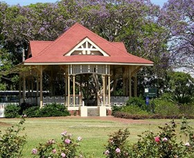 Gympie Memorial Park - Accommodation Daintree