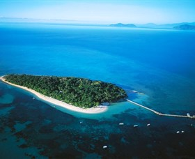 Green Island National Park - Accommodation Daintree