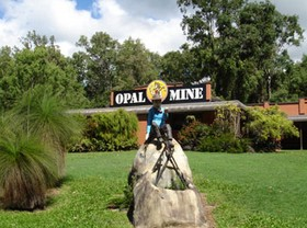 Outback Opal Mine - Accommodation Daintree