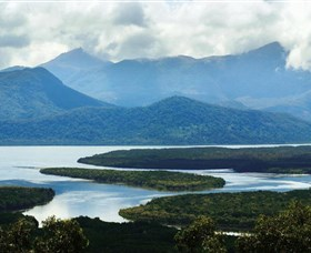 Hinchinbrook Island National Park - Accommodation Daintree