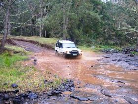 Condamine Gorge '14 River Crossing' - Accommodation Daintree