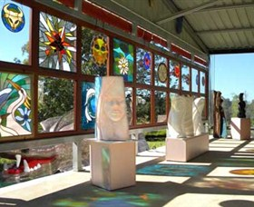 Alpha31 Art Gallery and Sculpture Garden - Accommodation Daintree