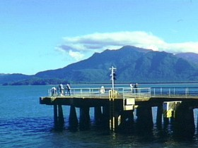 Lucinda Jetty - Accommodation Daintree