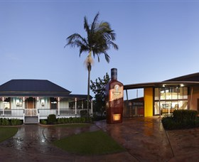 Bundaberg Distilling Company Bondstore - Accommodation Daintree