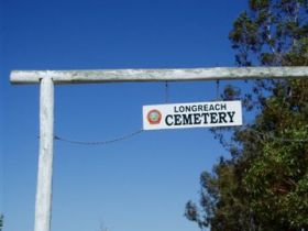 Longreach Cemetery - Accommodation Daintree
