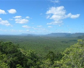 Pipers Lookout - Accommodation Daintree