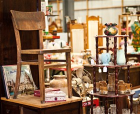 Bendigo Pottery Antiques and Collectables Centre - Accommodation Daintree