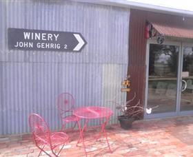 John Gehrig Wines - Accommodation Daintree