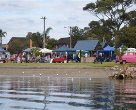 Greenwell Point Riverside Markets - Accommodation Daintree