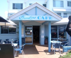 Breakers Cafe and Restaurant - Accommodation Daintree