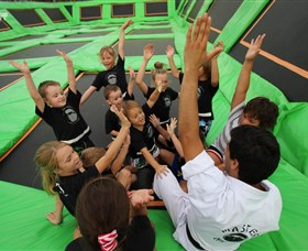 Flip Out Trampoline Arena - Accommodation Daintree