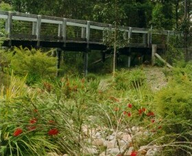 Eurobodalla Botanic Gardens - Accommodation Daintree