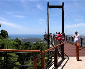 Sealy Lookout - Accommodation Daintree