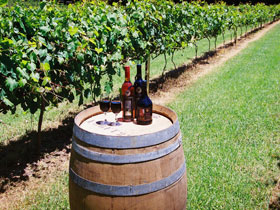 Cedar Creek Estate Vineyard and Winery - Accommodation Daintree
