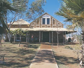 Roebourne Court House