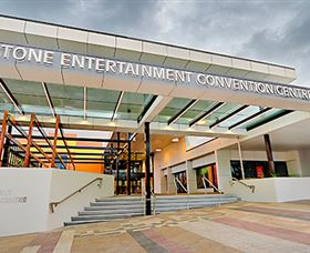 Gladstone Entertainment and Convention Centre - Accommodation Daintree