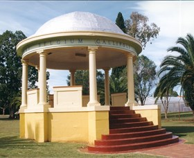 Kingaroy Soldiers Memorial Rotunda - Accommodation Daintree
