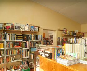 Corryong Browsers Bookshop - Accommodation Daintree