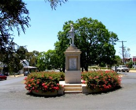 Goombungee War Memorial