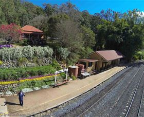 Spring Bluff Railway Station - Accommodation Daintree