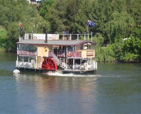 Hawkesbury Paddlewheeler - Accommodation Daintree