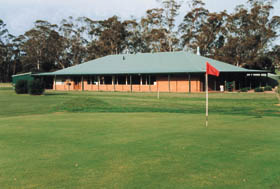 Echunga Golf Club Incorporated - Accommodation Daintree