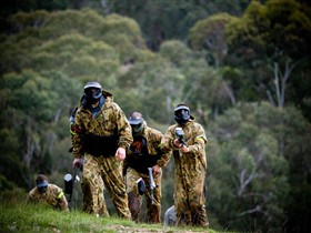 Paintball Sports - Accommodation Daintree