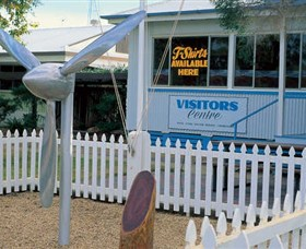 Charleville - Royal Flying Doctor Service Visitor Centre - Accommodation Daintree
