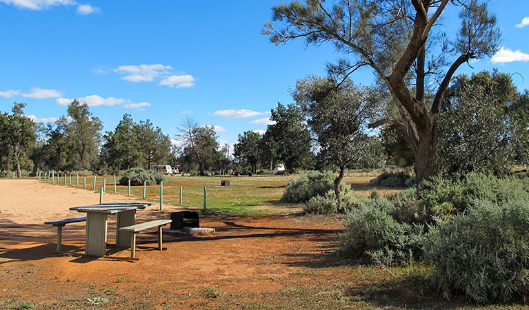 Vigars Well picnic area