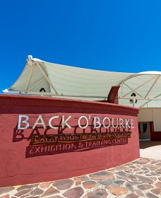 Back O Bourke Exhibition Centre - Accommodation Daintree