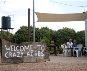Crazy Acres - Accommodation Daintree
