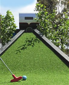 Mini Golf at BIG4 Swan Hill Holiday Park - Accommodation Daintree