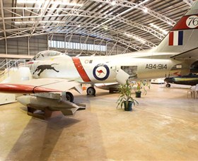 Australian Aviation Heritage Centre - Accommodation Daintree