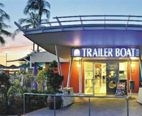 Darwin Trailer Boat Club - Accommodation Daintree