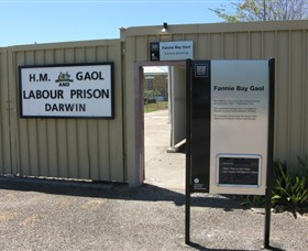 Fannie Bay Gaol - Accommodation Daintree