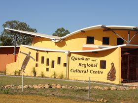 The Quinkan and Regional Cultural Centre - Accommodation Daintree