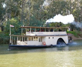 Paddlesteamer Canberra - Accommodation Daintree