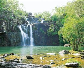 Cedar Creek Falls - Accommodation Daintree