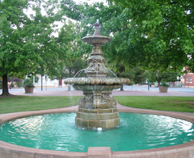 Royal Doulton Hankinson Memorial Fountain