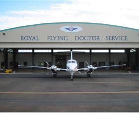 Royal Flying Doctor Service Dubbo Base Education Centre Dubbo - Accommodation Daintree