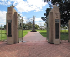 Goondiwindi War Memorial - Accommodation Daintree